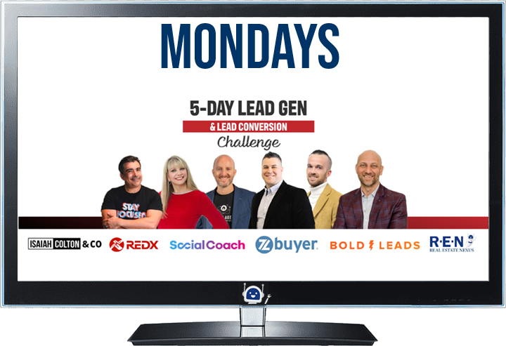 lead gen and lead conversion challenge