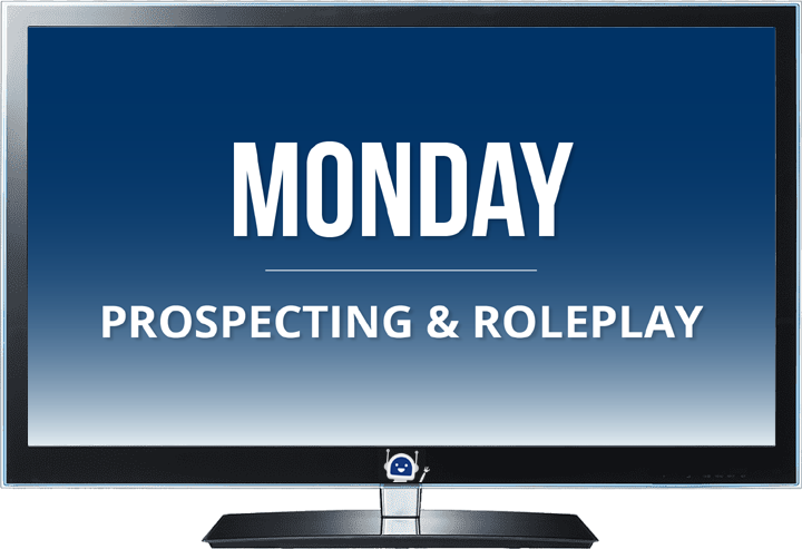 prospecting role play