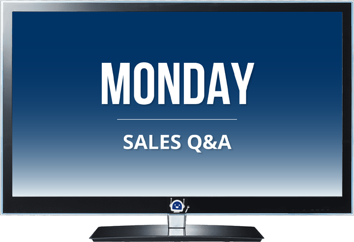 sales questions answers