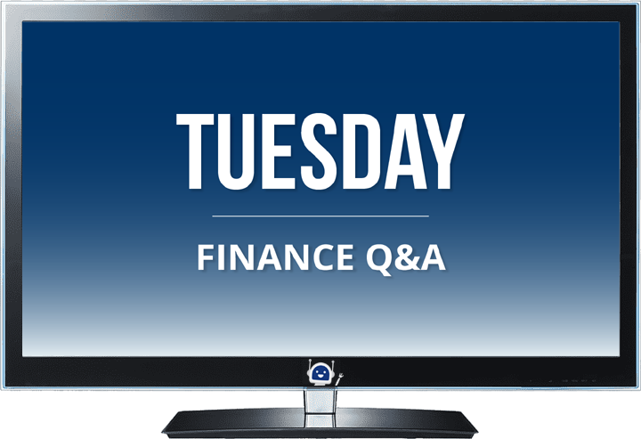 finance questions answers